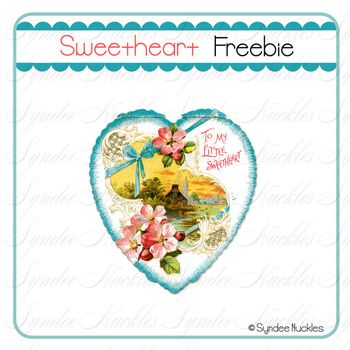 Sweetheart freebie mktg
