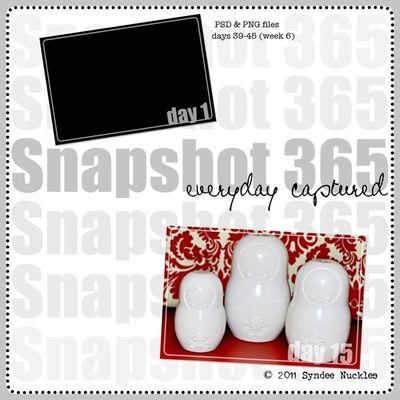 Snapshot365 WK6